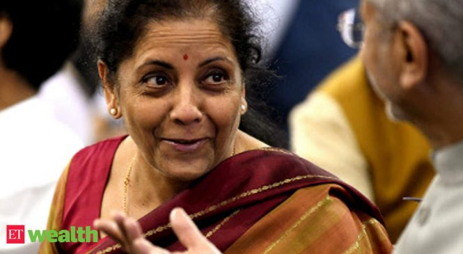 We are not done with stimulus: Nirmala Sitharaman on reviving economy