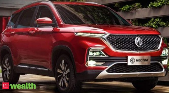 SUV buyers favour petrol models as BS-VI nears