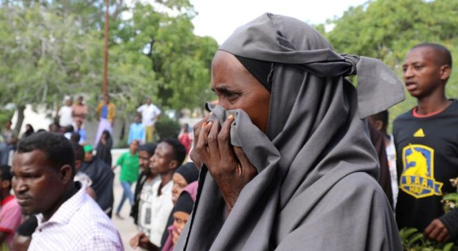 At least 79 dead in Somalia checkpoint car bombing