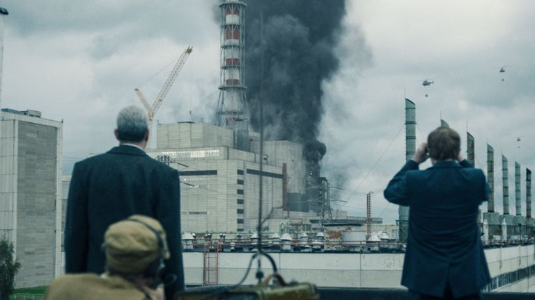 Chernobyl, a new Sky Atlantic series. Pic: Sky Atlantic/ HBO