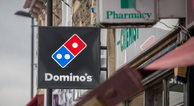 Domino's Pizza finance boss dies in 'tragic accident'