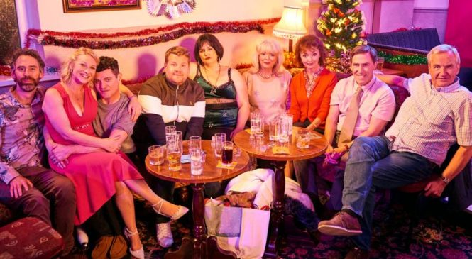 Gavin And Stacey the most viewed Christmas Day show in a decade