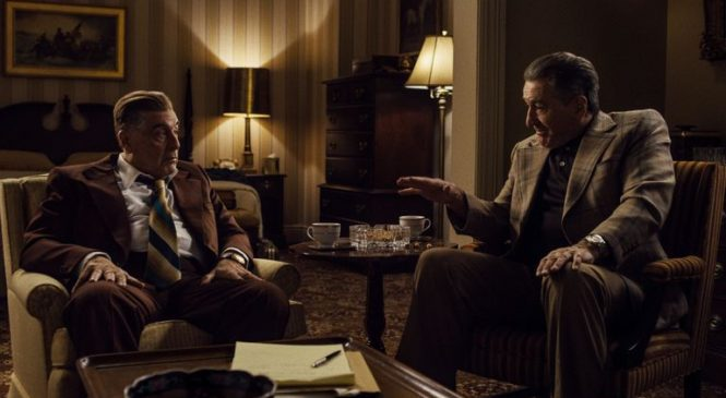 Golden Globes: Marriage Story, Irishman and Joker among nominees