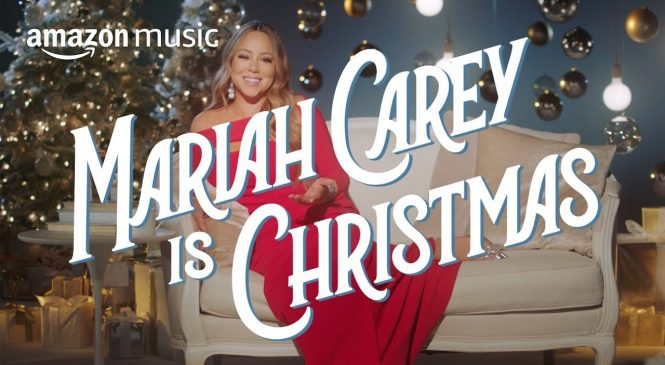 Watch: 'Mariah Carey is Christmas!' documentary gets trailer