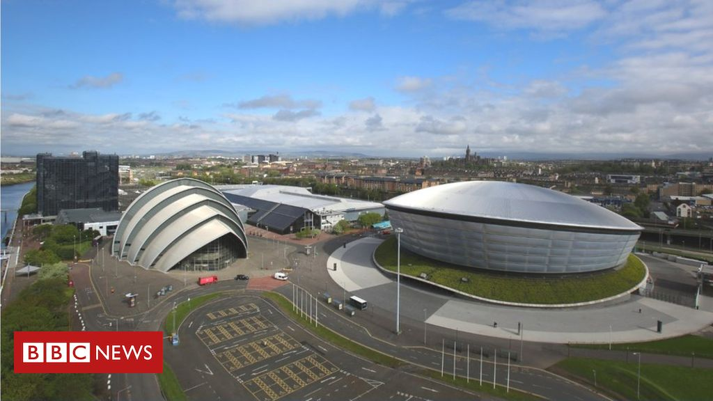 Climate change: UK has 'one shot' at success at Glasgow COP26