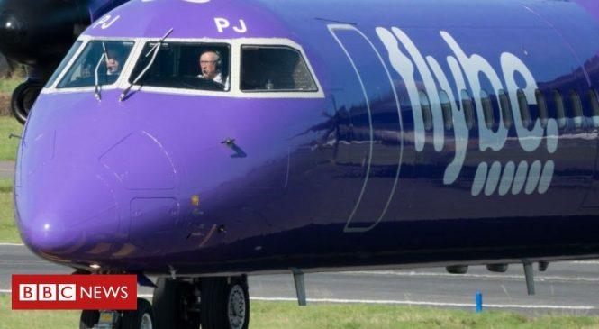 Flybe in talks to delay air passenger duty bill