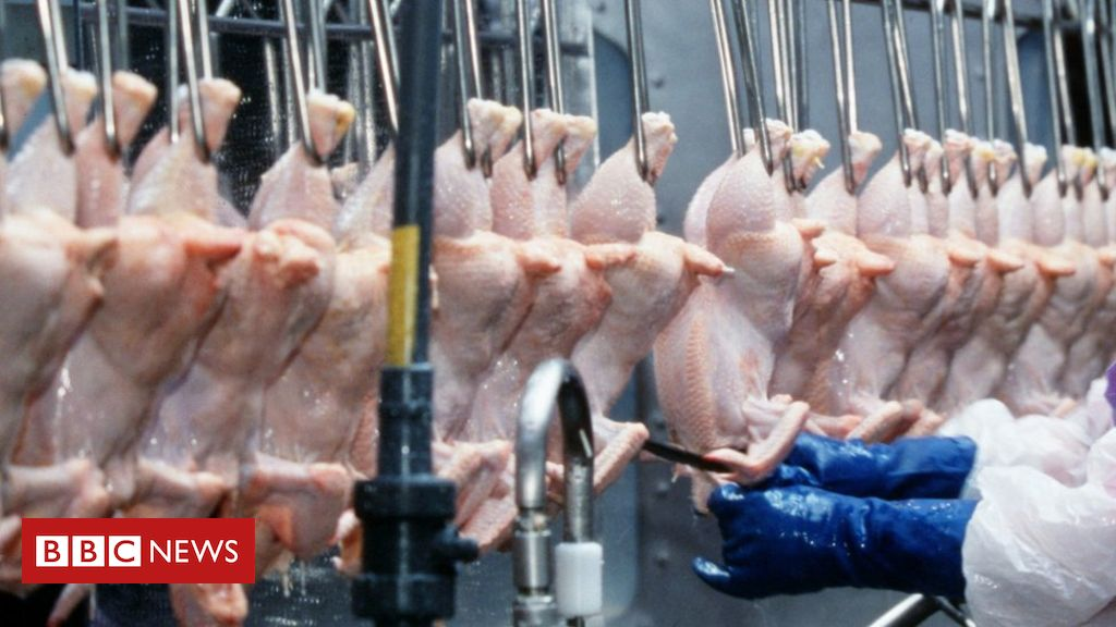 UK ban on US chlorinated chicken 'to continue after Brexit'