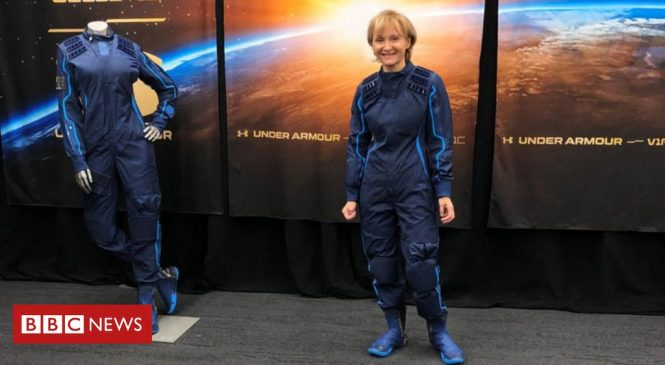 'I've paid $250,000 for a ticket into space'