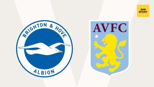 Brighton v Aston Villa