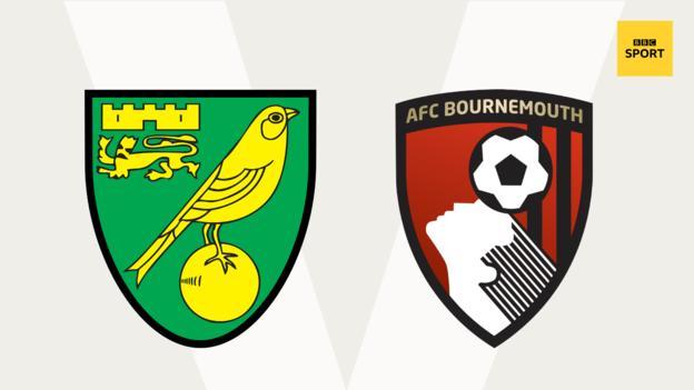 Norwich v Bournemouth