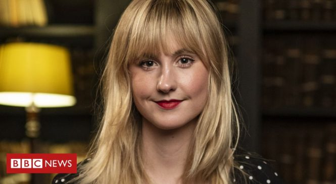 Jessica Andrews wins Portico Prize for novel about female 'poetry and power'