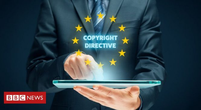 Article 13: UK will not implement EU copyright law