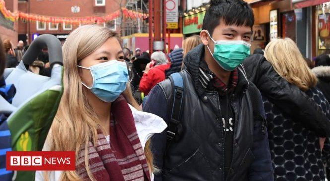 China coronavirus: UK tests come back negative
