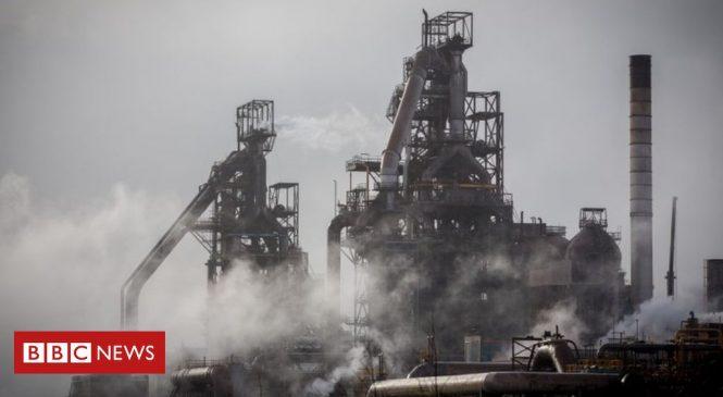 Port Talbot: Tata Steel bosses 'can't keep funding losses'