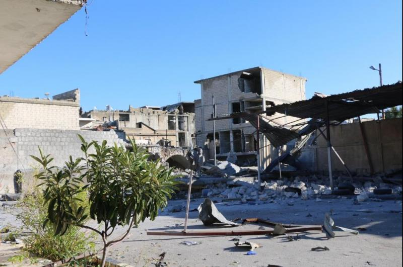 At least 18 civilians dead after Syrian airstrikes on Idlib