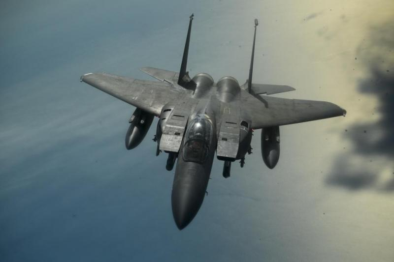 Boeing lands $84.1M deal to integrate ADCP II boxes into F-15 platform