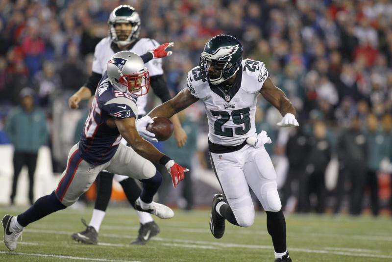Ex-NFL star DeMarco Murray to become Oklahoma running backs coach