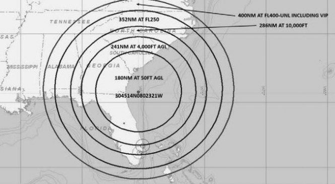 FAA warns military training exercise could jam GPS signals in southeast, Caribbean