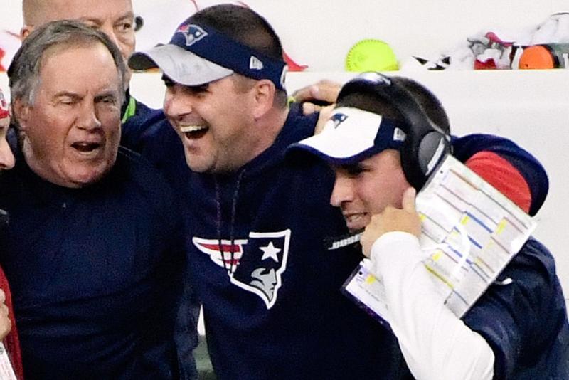 Giants to hire Patriots special teams coach Joe Judge