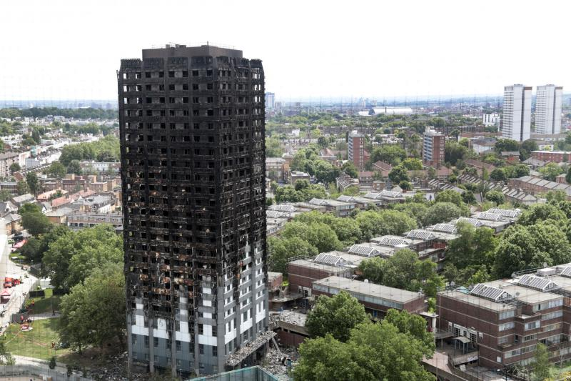 Grenfell Tower construction firms knew cladding would fail in fire, inquiry told