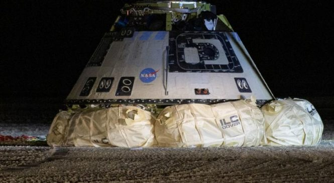 NASA: 'Joint, independent team' will probe Boeing Starliner orbital glitch