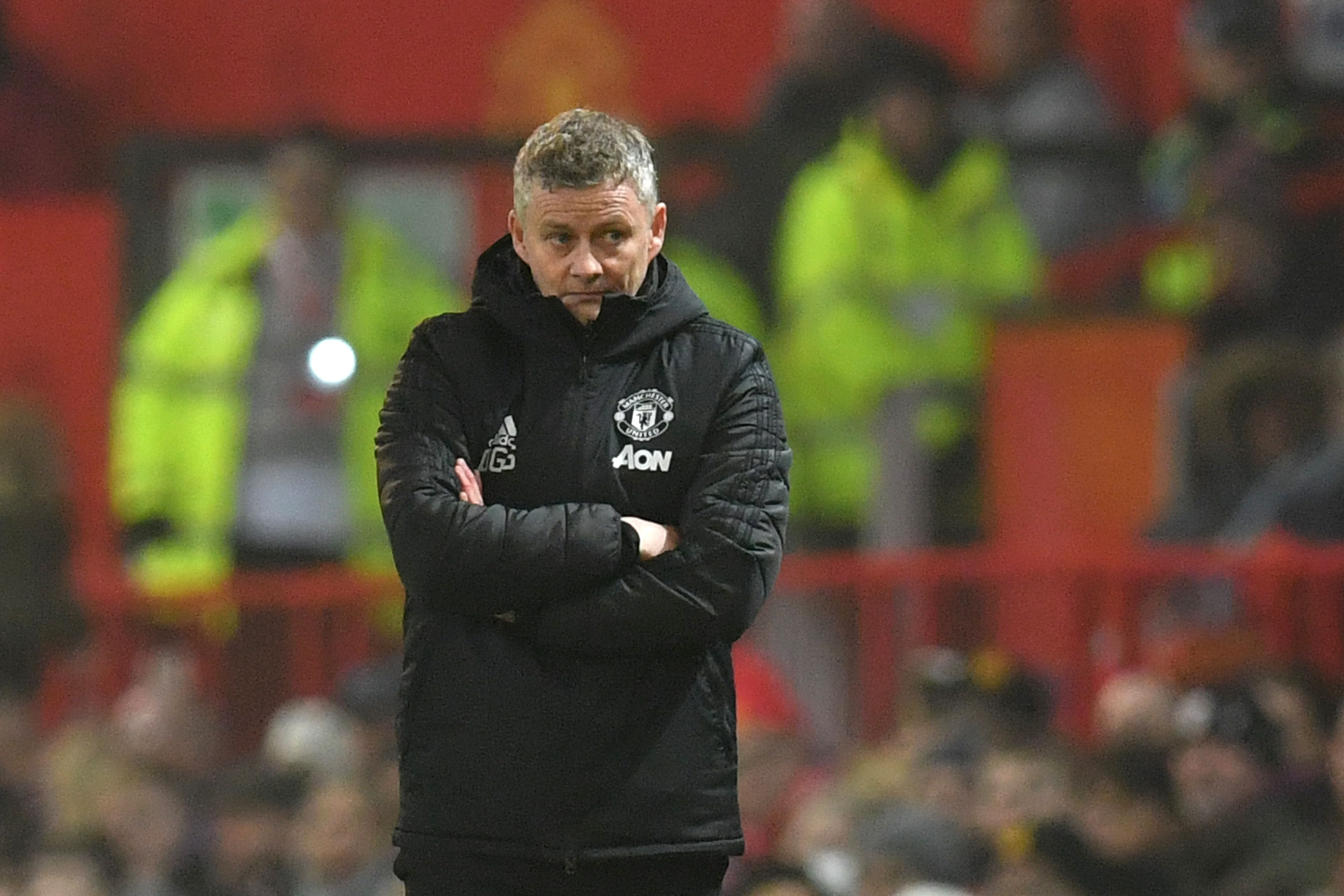 Manchester United 0-2 Burnley: Scathing assessment of 'mess from top to bottom' Red Devils by journalist Martin Lipton