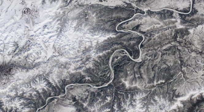 Study measures river ice loss caused by global warming