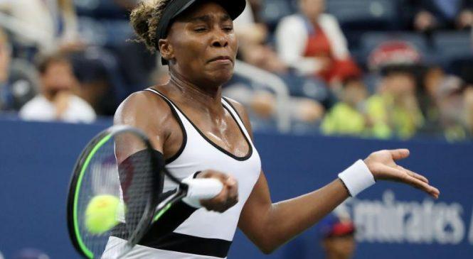 Venus Williams pulls out of Brisbane International after training setback