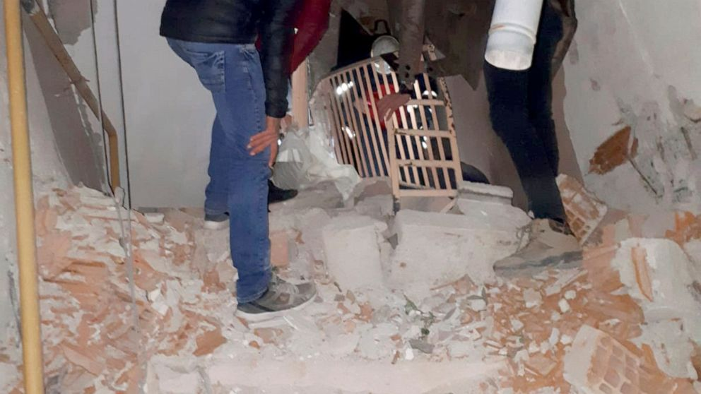 At least 14 dead, hundreds hurt as quake hits eastern Turkey