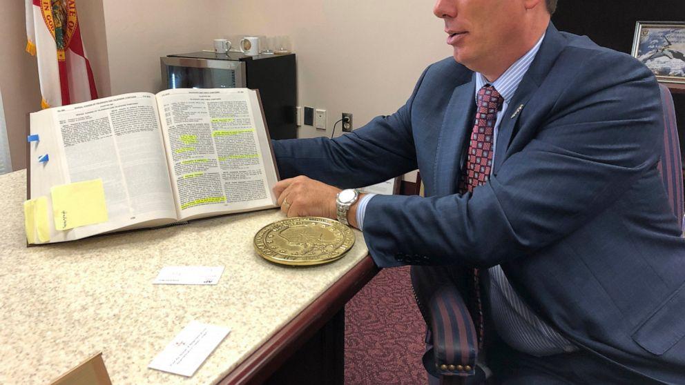 News flash from Florida legislators: Telegraph era is over