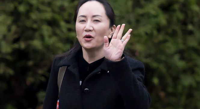 Huawei exec extradition hearing begins in Canada