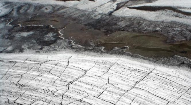 Without sea ice, Arctic permafrost more likely to thaw