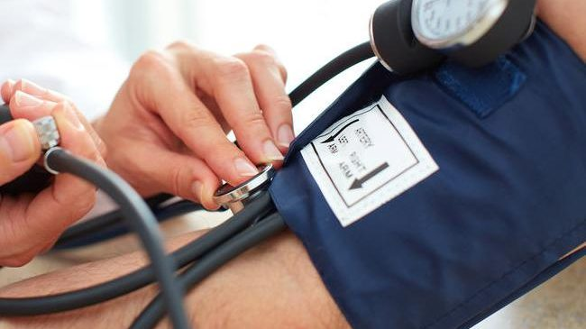 Women have steeper blood pressure increases over lifespan than men