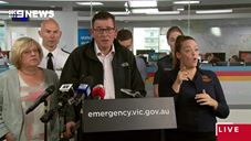 Australian fires: Victoria extends state of disaster ahead of worsening weather conditions