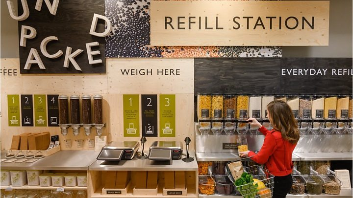 Asda: Supermarket to trial refill stations