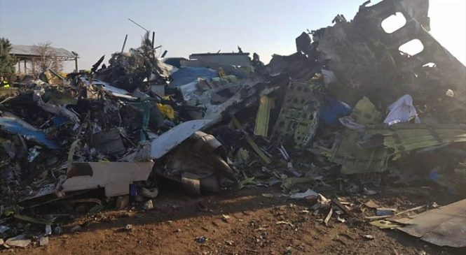 Iran plane crash: Demands for justice after admission jet was shot down
