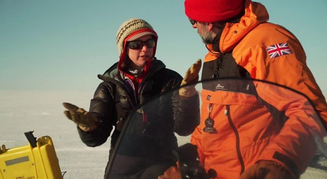 Antarctica melting: Journey to the 'doomsday' glacier