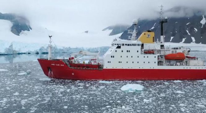 National flags, military presence and pregnant women – the battle for Antarctic dominance