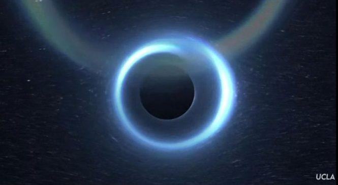 'Strange objects' found near Milky Way black hole
