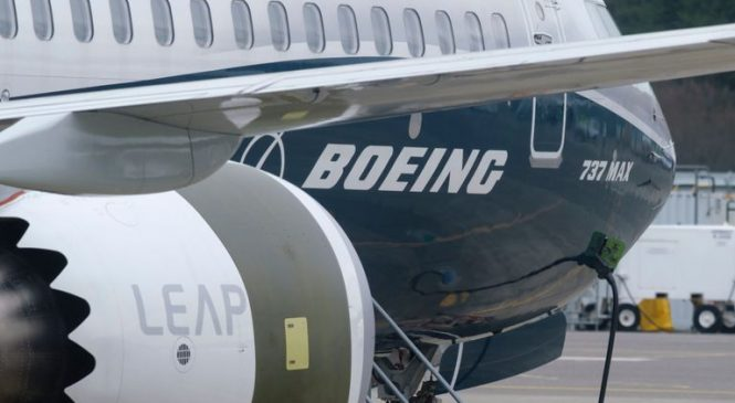 Internal messages reveal Boeing worker wouldn't let his family on 737 MAX