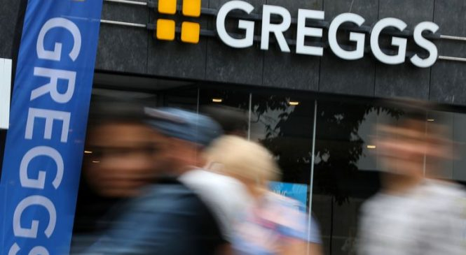 Greggs to pay staff £7m after 'exceptional' year boosted by vegan range