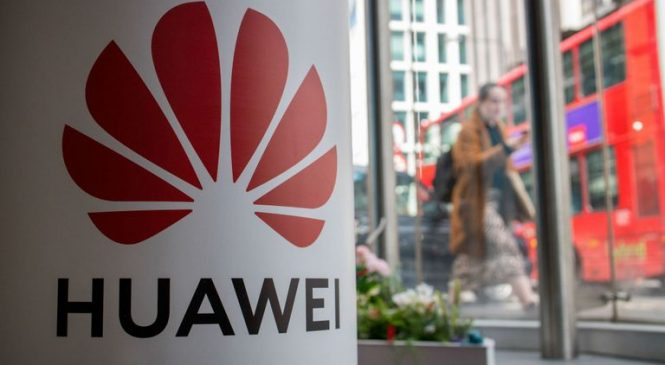 BT and Vodafone to lobby PM in support of Huawei