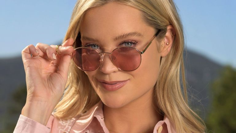 Laura Whitmore takes over from Caroline Flack as Love Island presenter