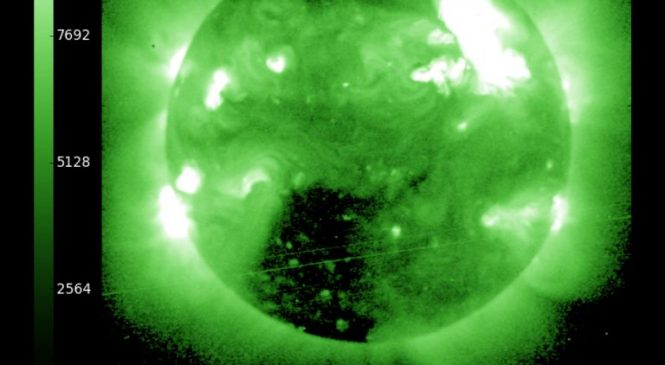 COBRA: Could a solar flare wipe out power on Earth?