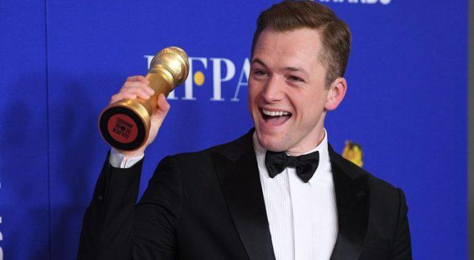 Golden Globes: British stars including Waller-Bridge and Colman triumph