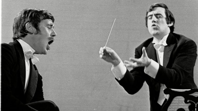 'Do Not Adjust Your Set' - Michael Palin and Terry Jones, 1967