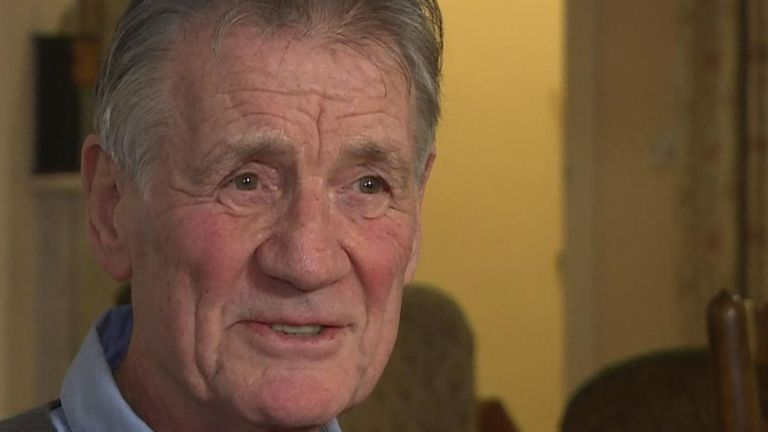 Michael Palin pays tribute to his friend and former colleague Terry Jones.