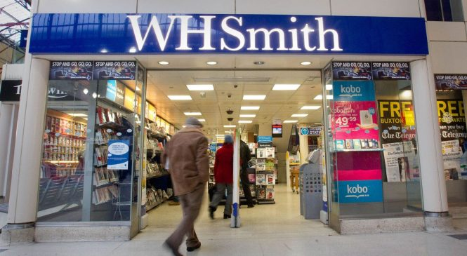 WH Smith faces row over new chief's pension award
