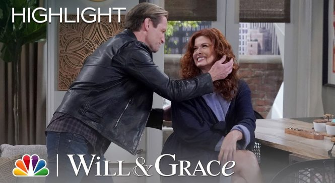 'Will & Grace' star Eric McCormack on revival: 'We had three great years'