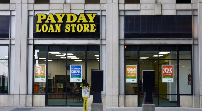 How falling behind on a payday loan can lead to an arrest warrant